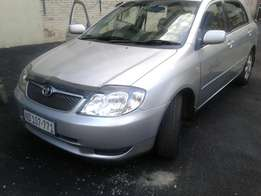 2003 Toyota Runx 1.40i for sale