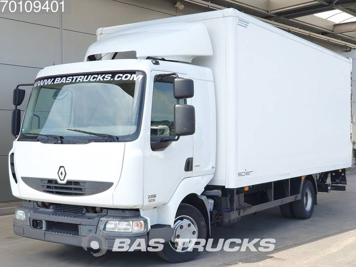 Renault Midlum 220 DXi 4X2 Manual Ladebordwand Euro 5 - 2008