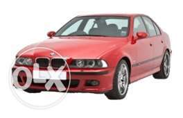 wanted BMW M 5 1999 (مطلوب)