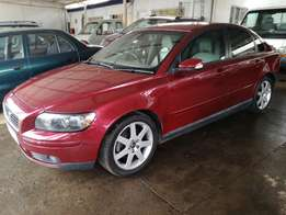 2004 Volvo S40 T5 MANUAL 6 SPEED R 59995