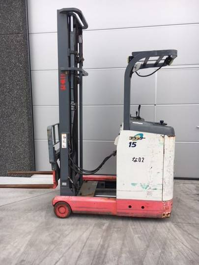 Nyk FBRM15-75 reach stacker - image 5