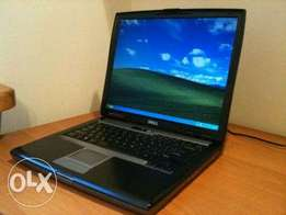Dell d630 laptop , core 2 duo, 2gb ram , 80gb hdd