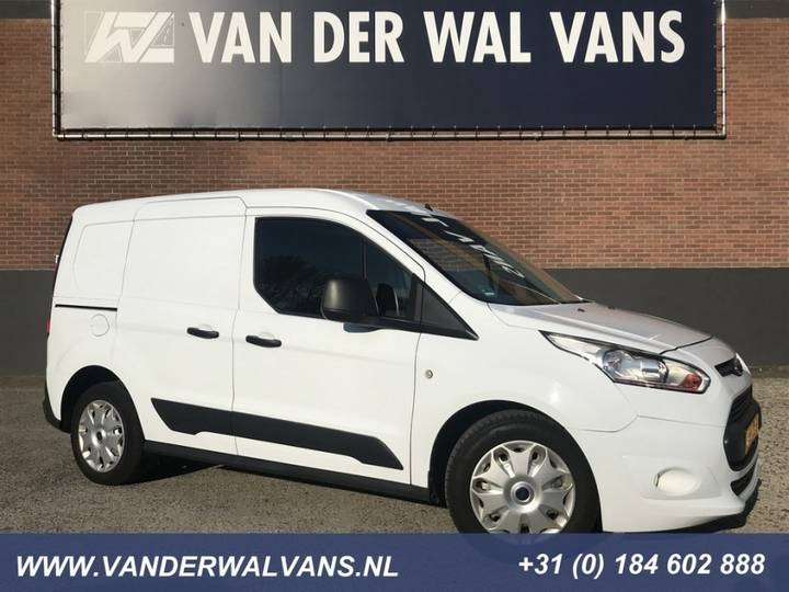 Ford Transit Connect 1.6 TDCI L1 Trend Airco, zijdeur, 3-zits, - 2014