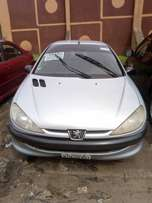 Extra clean Peugeot 206 manual AC