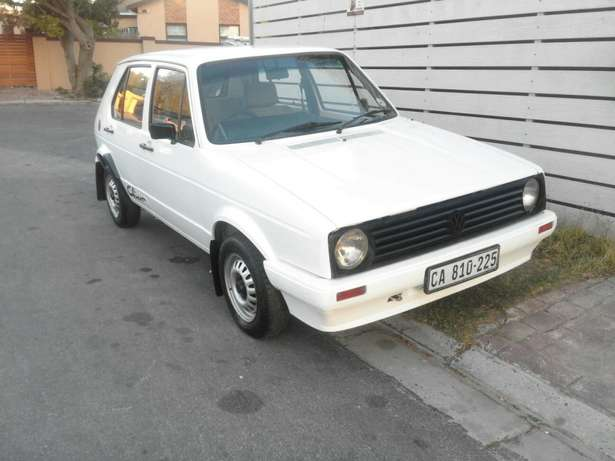 Vw CITI GOLF CHICO FOR SALE-Full service history Bothasig - image 1