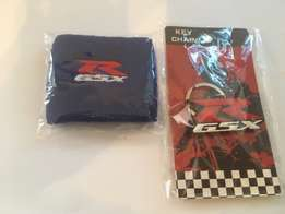 Brake Reservoir sock & matching keyring for Suzuki and Kawasaki sale
