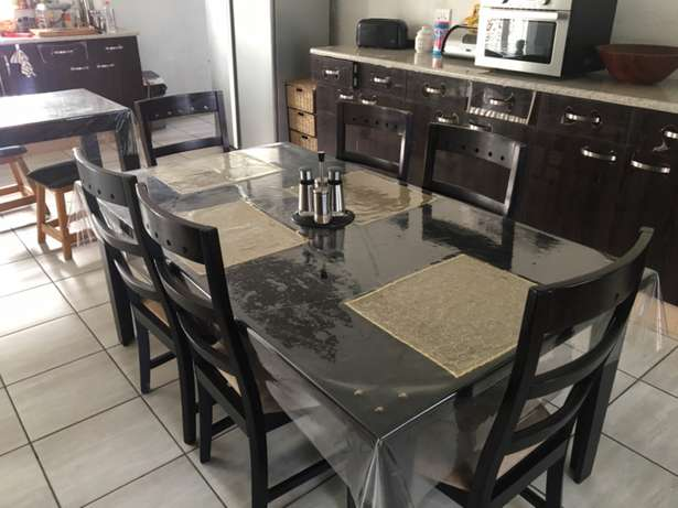 dining room table with side table Alberton - image 1