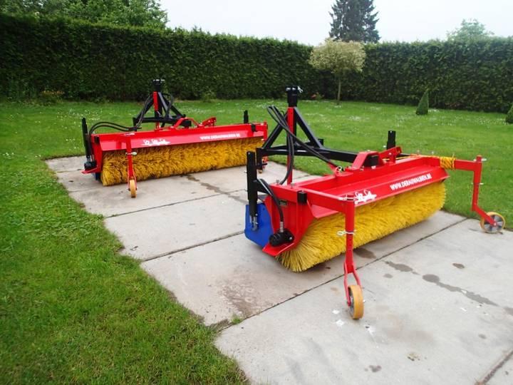 VEEG MACHINES DRA Import  150 - 175 -225 en 270 cm