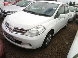 Nissan Tiida Saloon For Sale New