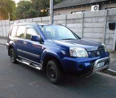 2004 Nissan X-trail 2.0i 4x2 R45 000 Not negotiable!