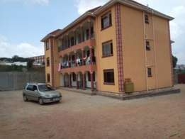 2bedroom apartment house for rent in kyambogo at 700k