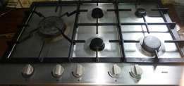 5 Burner Table top cooker 4 sale