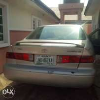 Toyota Camry *Envelope* super clean as Tokunbo - 2002 model -