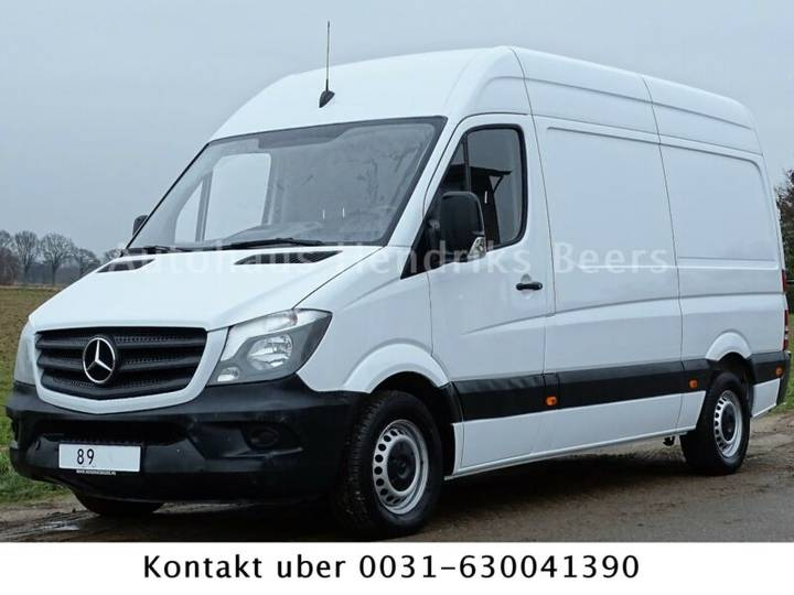 Mercedes-Benz SPRINTER 313 CDI L2 H2 96 KW KLIMA TEMPOMAT - 2015