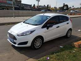 2014 Ford Fiesta 1.4i Ambiente Still In A Very Good Condition For Sale