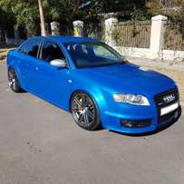 2006 Audi RS 4 with 87 500 km