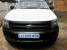 Single Cab 2015 Ford Ranger 2.2TDCi XLS Single Cab Bakkie For Sale