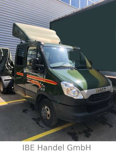 Iveco Daily 50C17T 4x2, E5 EEV - 2012