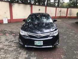 Toyota Camry SE (2012) Black Friday special deal.