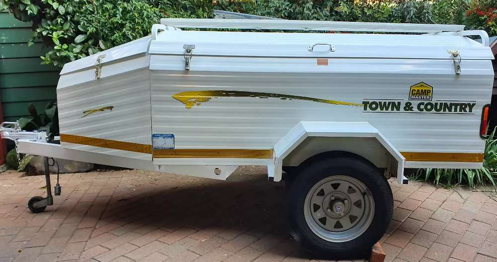 Campmaster Town & Country 6ft trailer