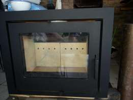 10kw slow combustion Fireplace