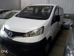 Nissan Vanette Pearl nv200 Automatic transmission