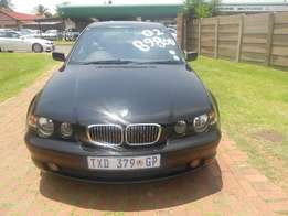 Stock 3244, 2002 BMW 325Ti, Mags Leather MFS, Good condition