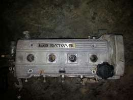 Toyota 4A Cylinder head for sale