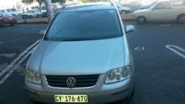 Vw touran 2006 TDi