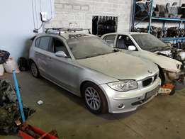 Bmw 118i 5speed manual stripping for spares