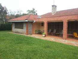 4 bedroom standalone house for sale in Karen on 0.5 acres at 70M