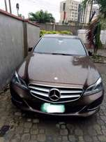 Very Clean Registered 2016 Mercedes Benz E500