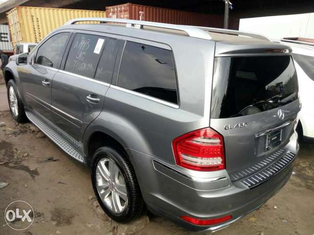 Foreign used 2012 Mercedes Benz Gl450 4matic. Direct tokunbo Apapa - image 8