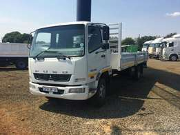 2013 MITSUBISHI FUSO fk13-240 for sale