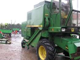 Used John Deere Combine Harvesters Of Different Models,Year And Specif