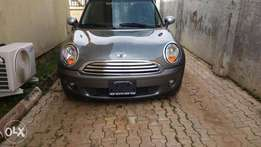 Newly imported Lagos cleared Mini Cooper 2011model