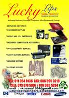 Hi we buy new cartridges and empty cartridges and we supply