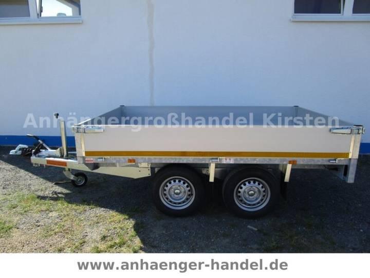 Eduard 2615 ALU 256x150x30cm AKTION 2 oder 2,7 t AKTION