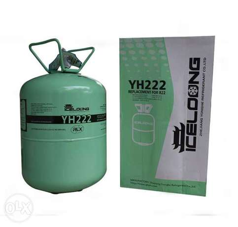 R22 Refrigeration Gas. Great gas at a cheaper price.