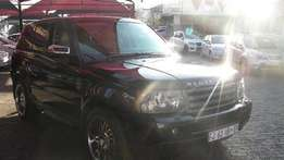 Land rover range rover sport hse 4