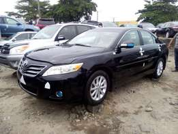 Tincan cleared 2008 Toyota camry. V6 Engine
