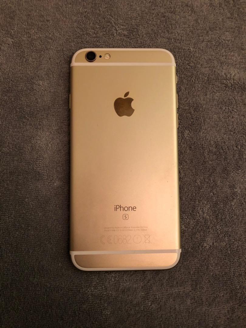 iphone 6s 128 gb gold mobiln telefony 14151198 letgo esk republika. Black Bedroom Furniture Sets. Home Design Ideas