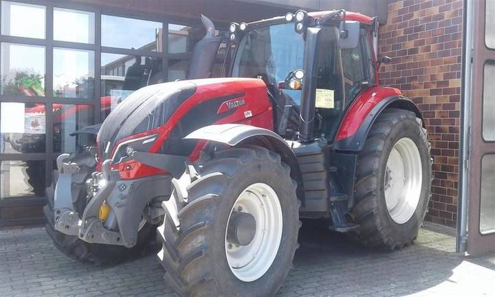 Valtra t 144 active - 2015