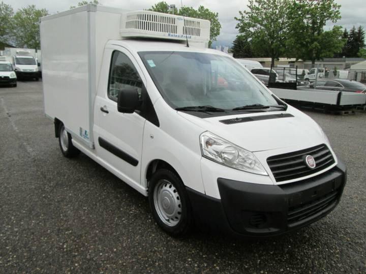 Fiat Scudo 2.0Multijet*Tiefkühler* bis-22C°*3 Sitzer* - 2011