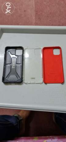 3 back cover. For i phone 11 pro max الرياض -  2
