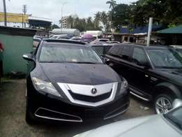 Acura ZDX up for grabs
