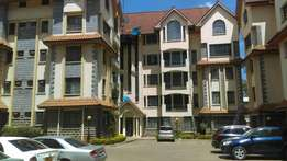 Spacious 3br fully furnished apartment to let with swimming pool in ki