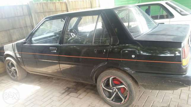 Awesome corolla with 20v Brakpan - image 1
