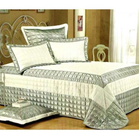 Leather bedspread Centurion - image 2