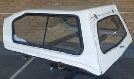 SA Chevrolet Utility Hi liner white Canopy for Sale!
